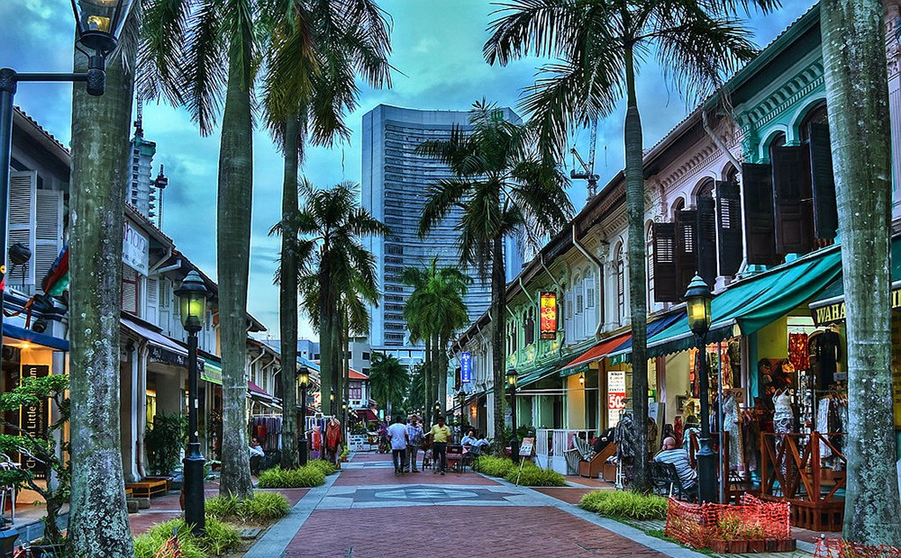 Kampong Glam: a must visit in Singapore