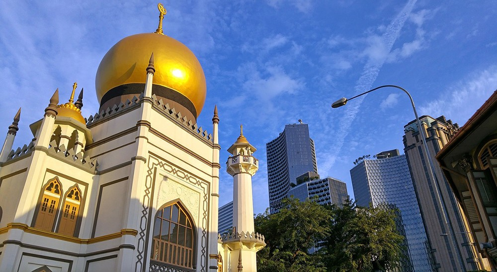 Things to see in Singapore: Sultan Mosque in Singapore