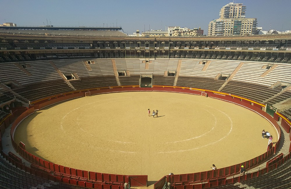 A weekend in Valencia: visit the city's bullring