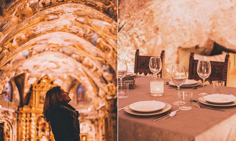 a Valencia city tour with a tapas dinner