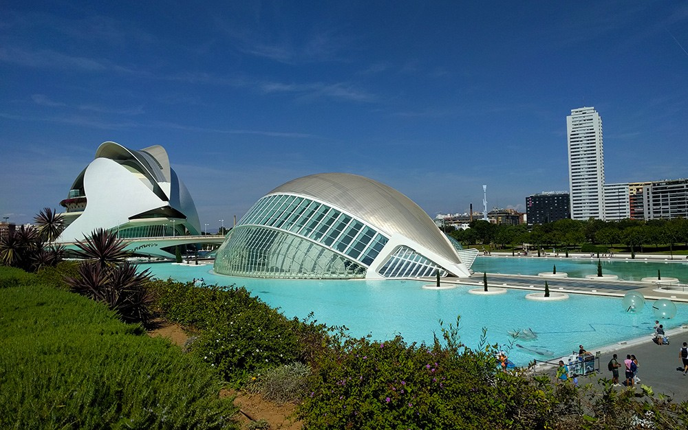 What to see & what to do in Valencia