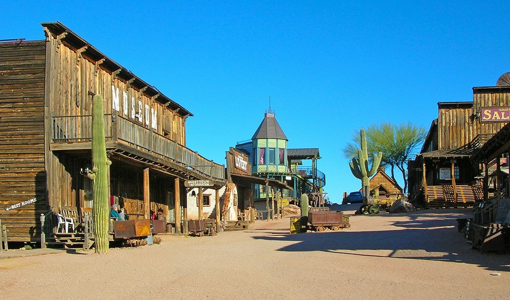 best places for a real Wild West experience