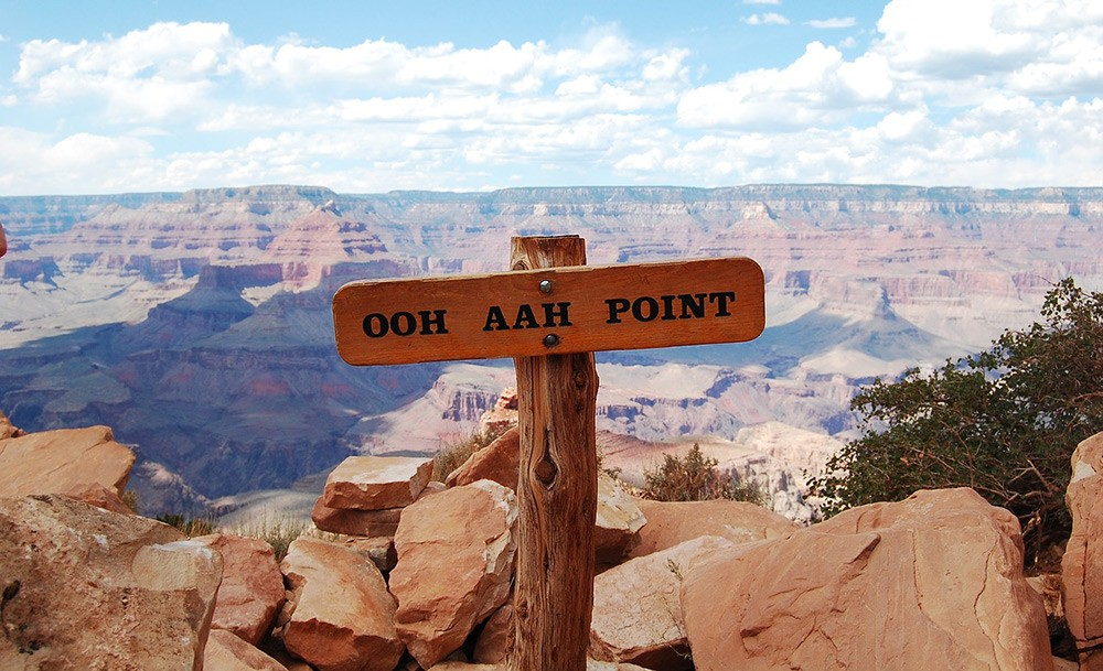 where to go on a Wild West vacation - Grand Canyon