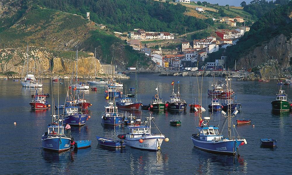 best Spain destinations for families: the Costa Verde