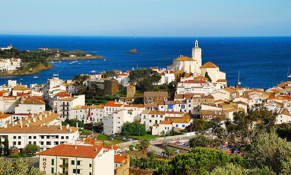 family vacation in Spain on the Costa Brava