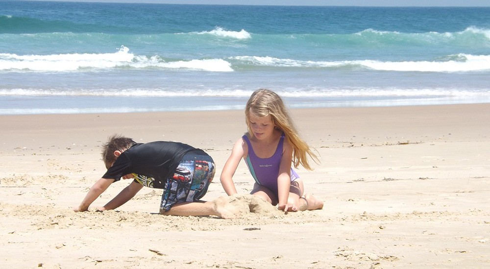 Costa Brava's many child friendly beaches makes it perfect for a family vacation to Spain