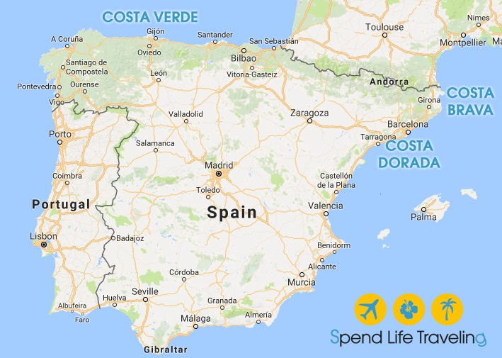 3 Coastal regions for the best family vacation in Spain
