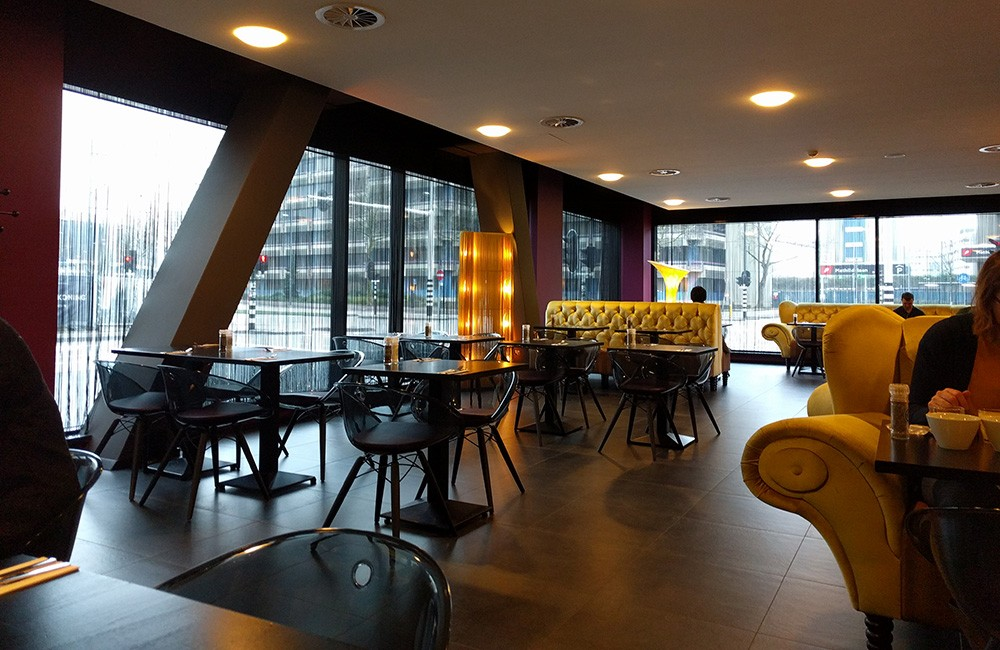 visit Eindhoven and stay at Inntel Hotels Art Eindhoven