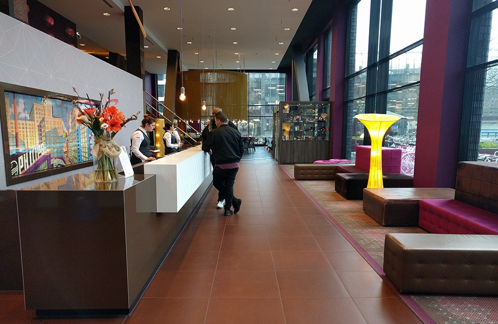 where to stay in Eindhoven: Inntel Hotels Art Eindhoven - the lobby