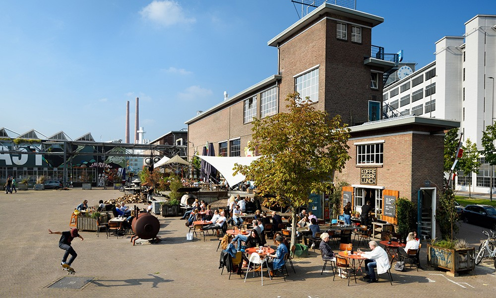 Eindhoven things to do: visit Strijp-S