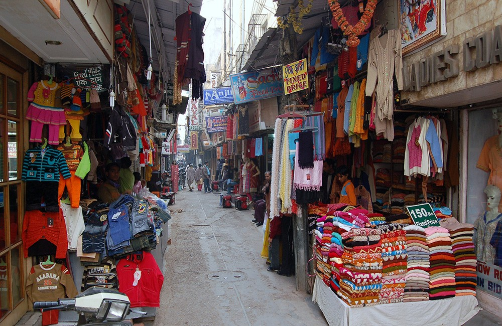 What to see in Delhi: Karol Bagh