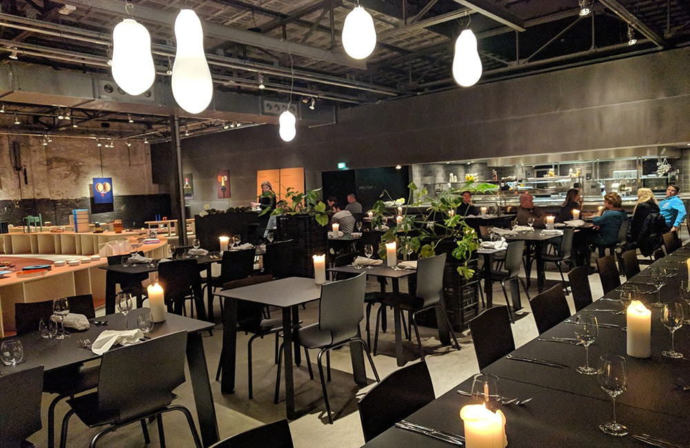 visiting Eindhoven? Check out this restaurant