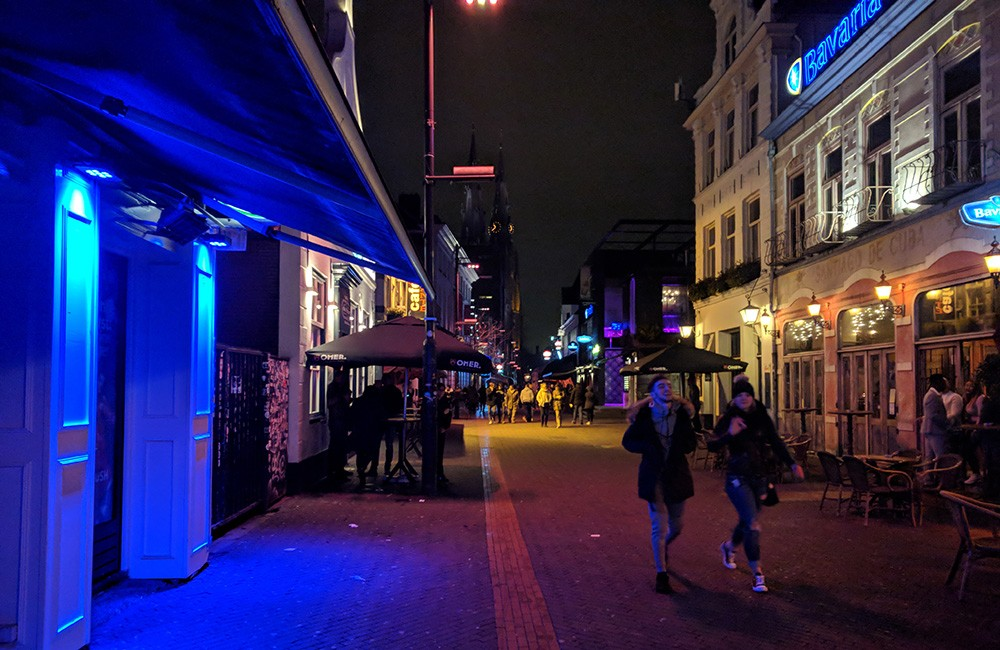 bars in Eindhoven