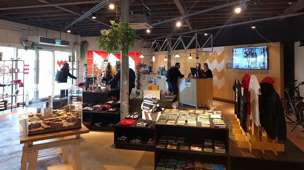 things to do in Eindhoven: visit Brandstore Eindhoven