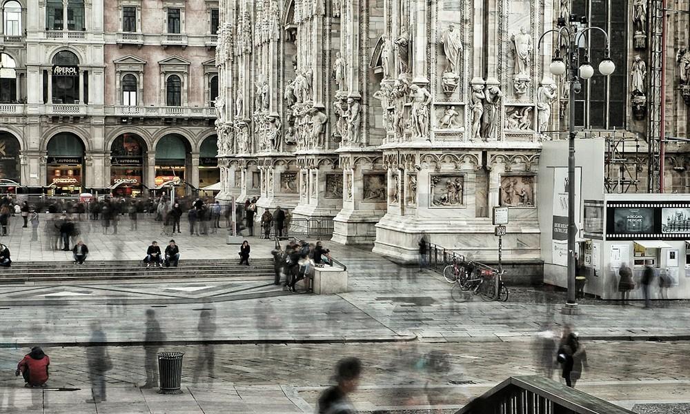 expat life in Milan