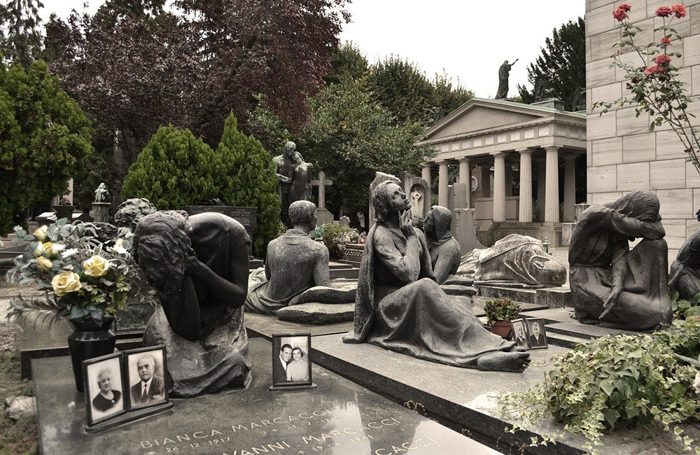 What not to miss in Milan: Cimitero Monumentale