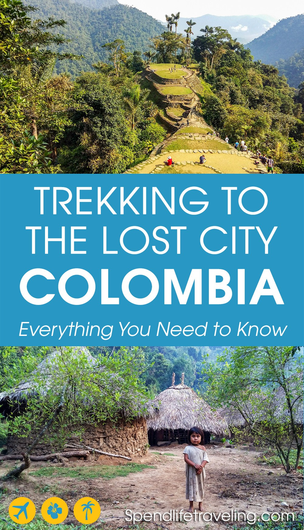 A complete guide to trekking to the Lost City (Ciudad Perdida) in Colombia