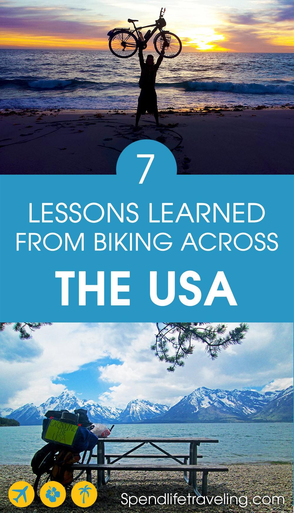 bike across America