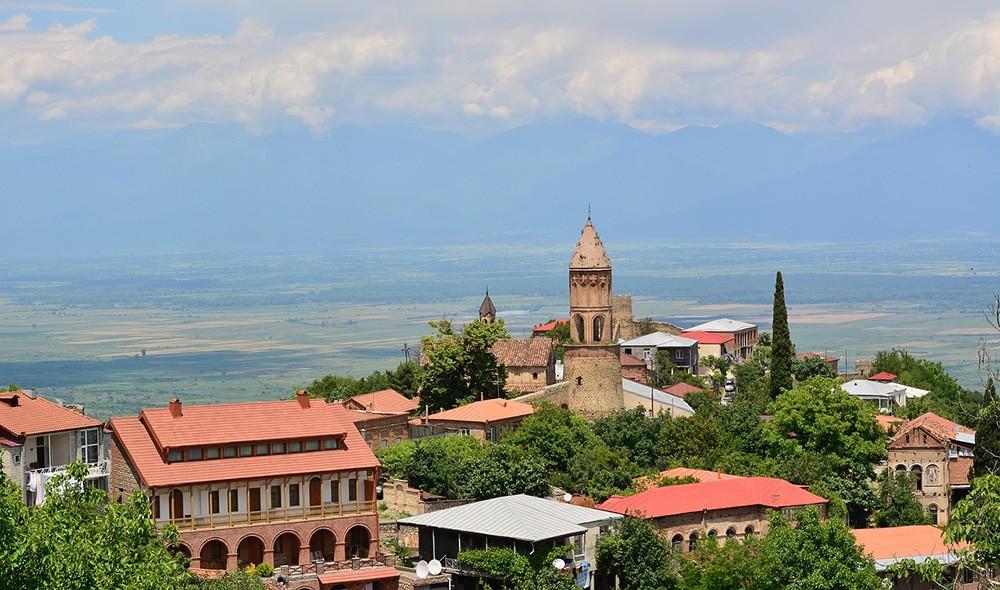 Where to go in Georgia: Sighnaghi