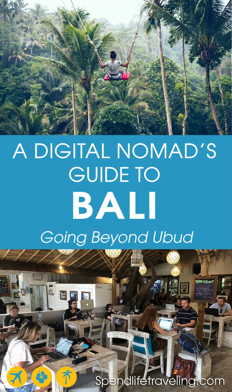 Bali is one of the most popular destinations for digital nomads. Why? Check out this article to learn more about what to do and where to go when traveling to Bali as a digital nomad.