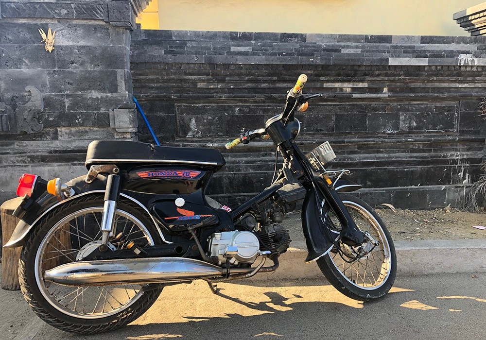 how to get around in Bali - a digital nomad's guide