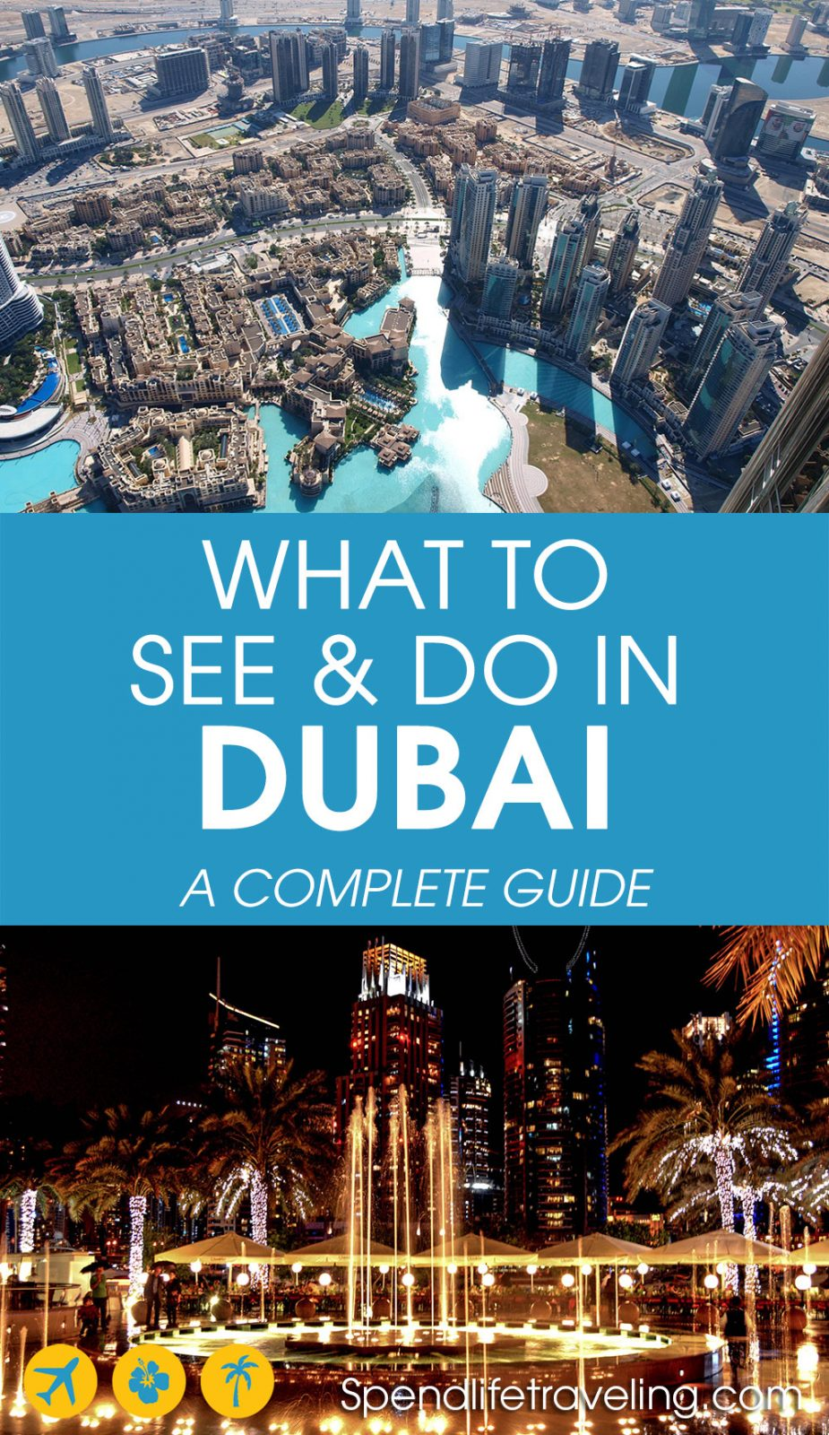 Dubai is a unique destination. This complete travel guide shares what to see and do in this Emirate plus the best day trips from Dubai. Insider tips from an expat in Dubai.