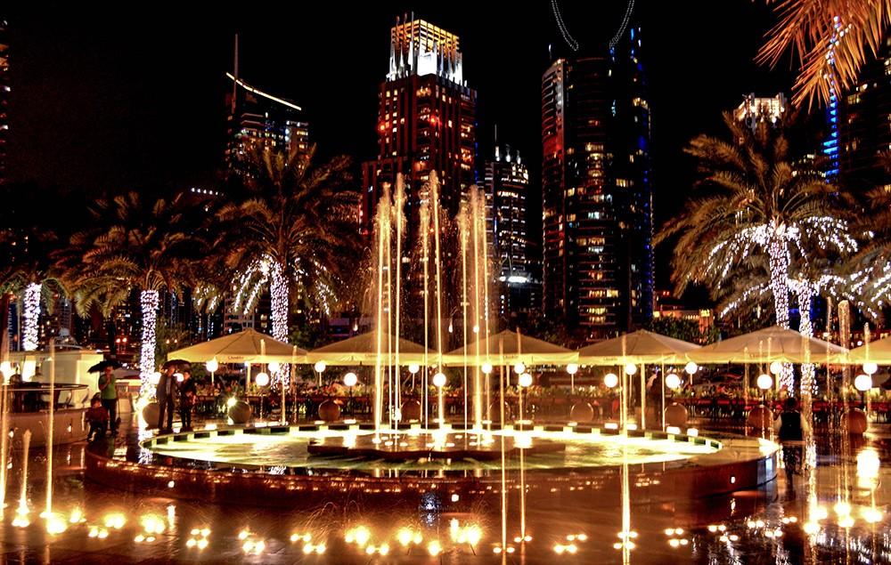 What to see in Dubai: Dubai Marina