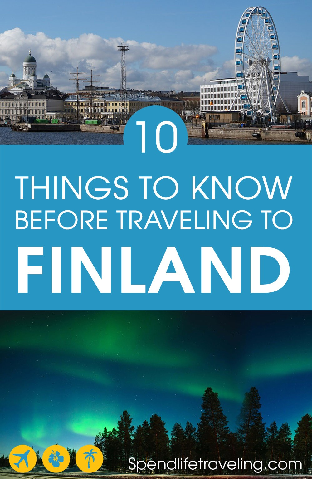 list of things to know about Finland before visiting