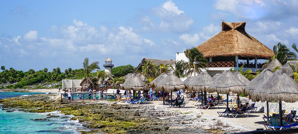 Cozumel, one of the best day trips from Playa Del Carmen