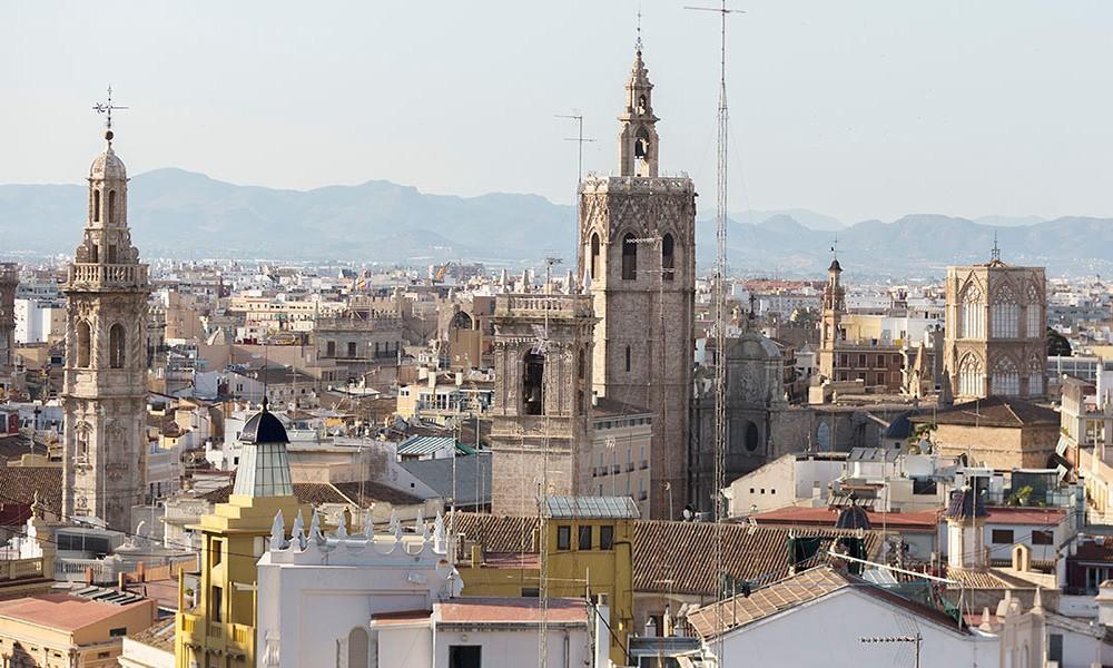Valencia rooftop bar: Ateneo Sky Bar