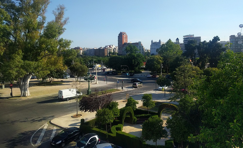 rooftopbar Valencia: Atic