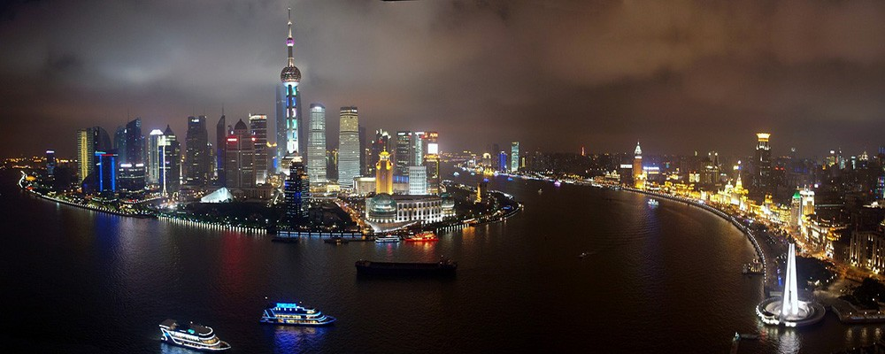 Expat life in Shanghai, China