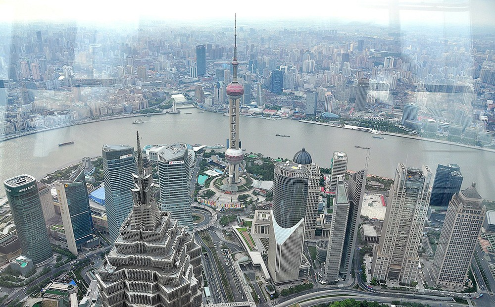 favorite places for an expat in Shanghai