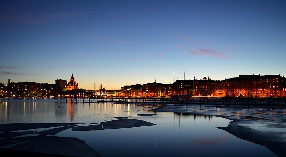 life in Helsinki, Finland