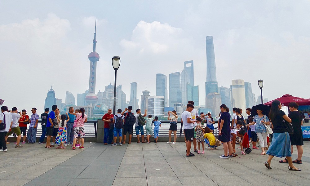 Shanghai for expats and tourists