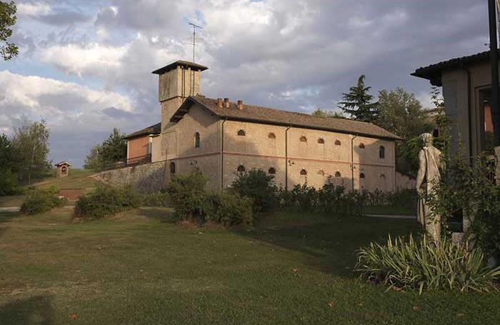 Kur vykti Pavijoje: Tenuta Mazzolino
