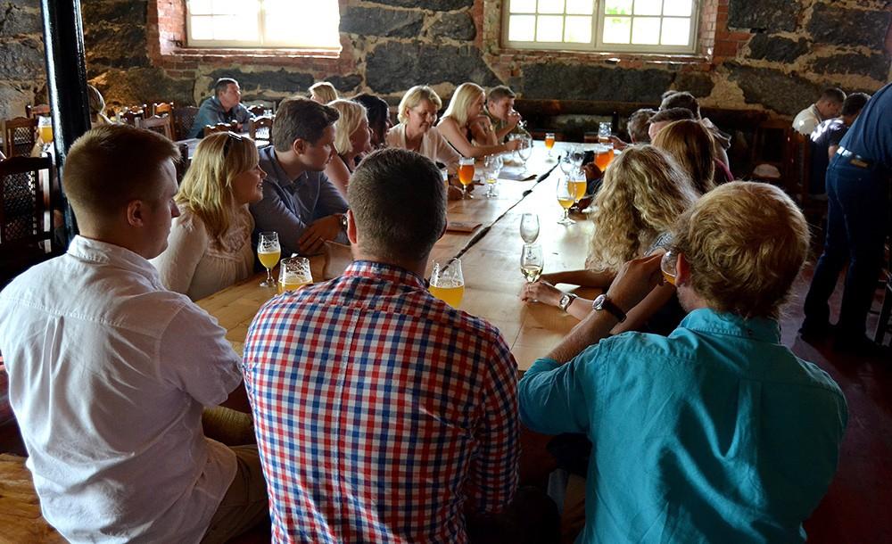 Visit Vaasa: Bock's brewery