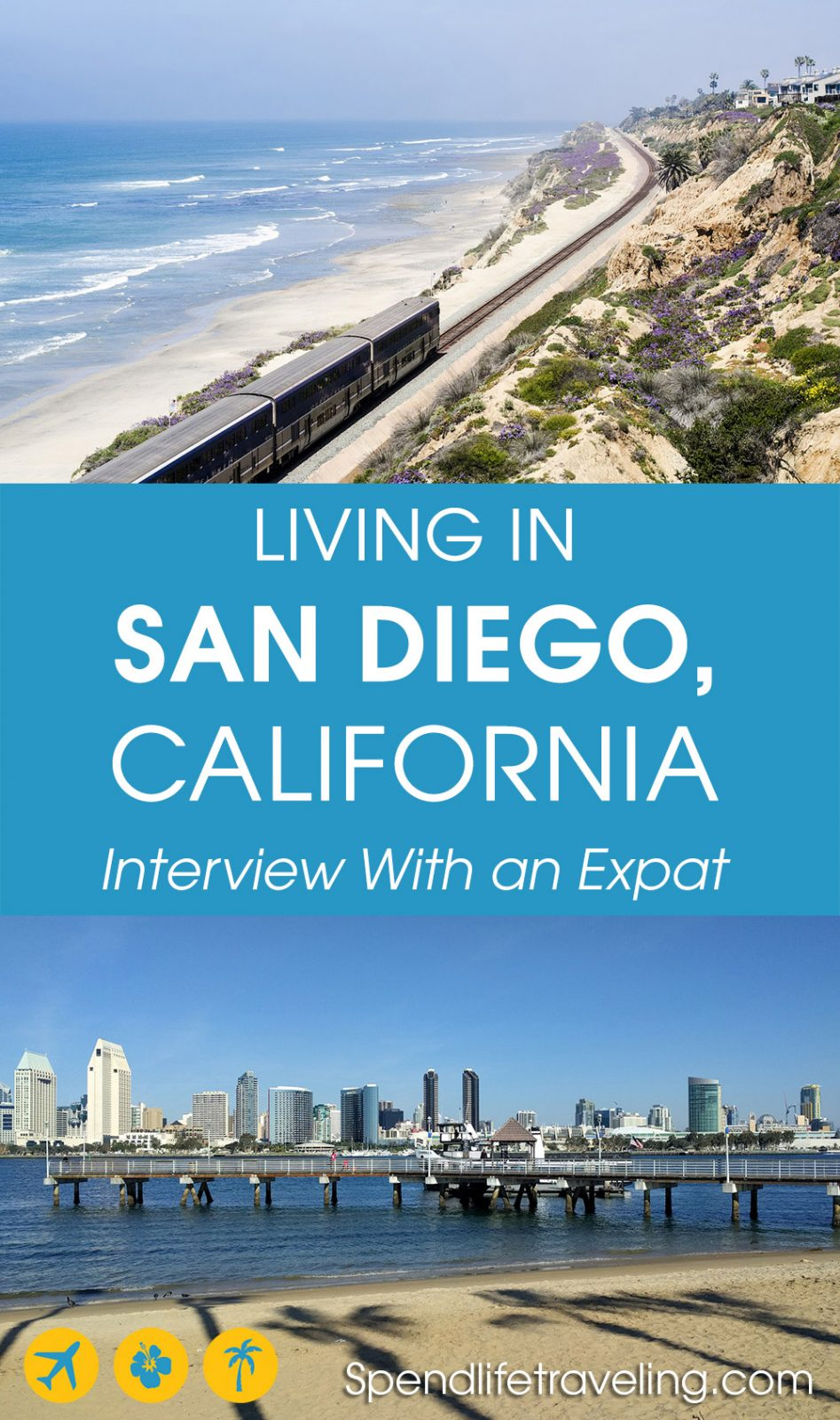 interview about living in San Diego