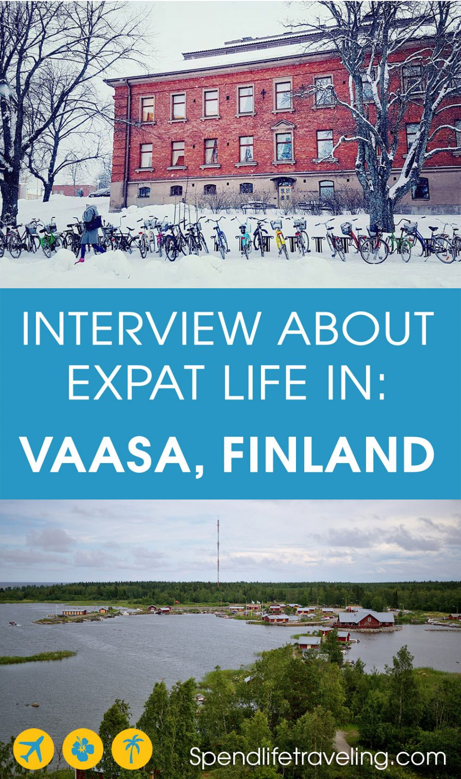 interview with an expat about moving to and living in Vaasa