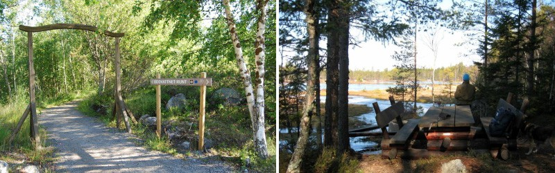 Vaasa sightseeing: go hiking