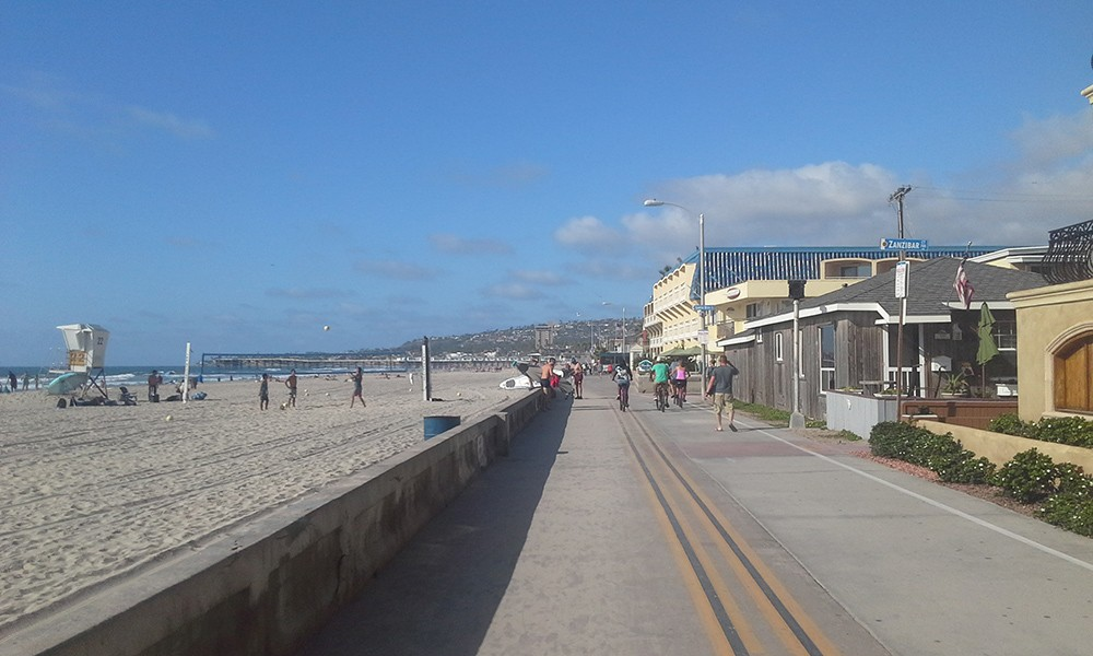 San Diego living - the beaches