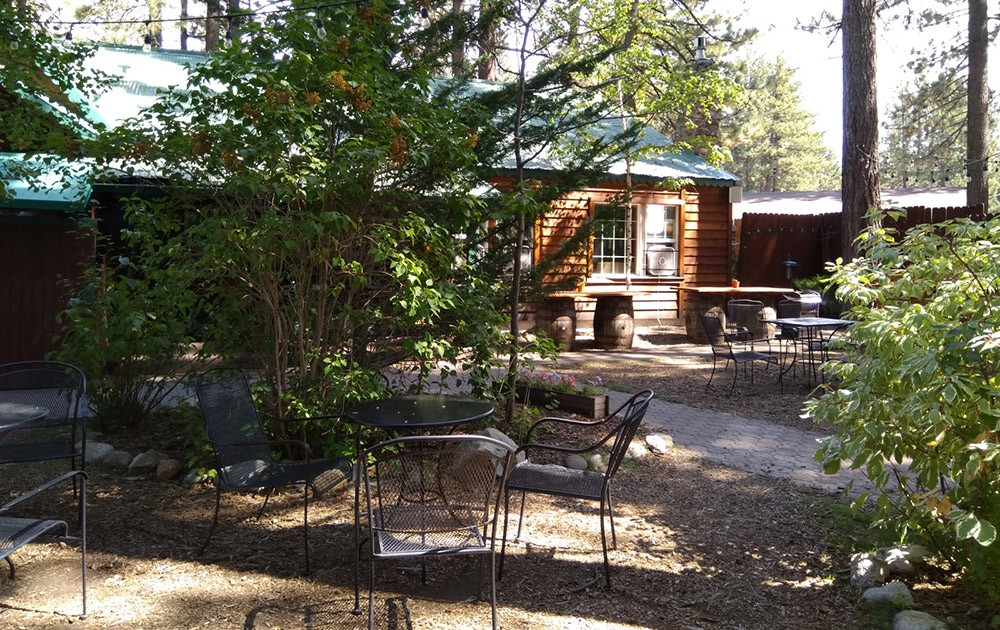 best coffee in South Lake Tahoe: Revive Coffee and Wine