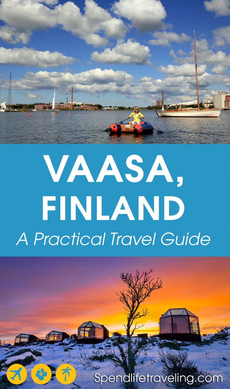 a practical travel guide for visiting Vaasa, Finland