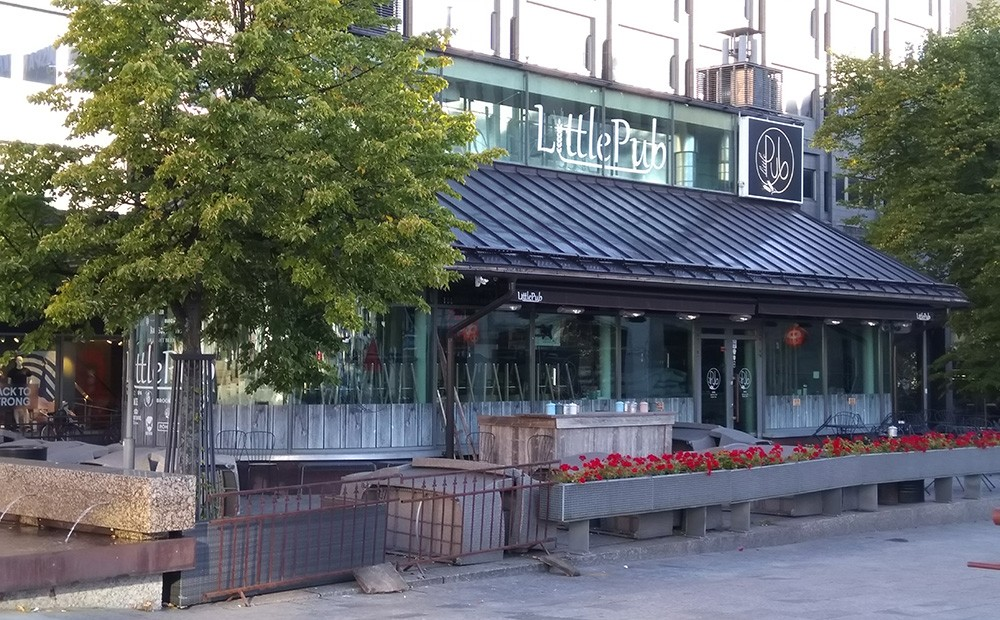 Little Pub: where to go for drinks in Vaasa, Finland