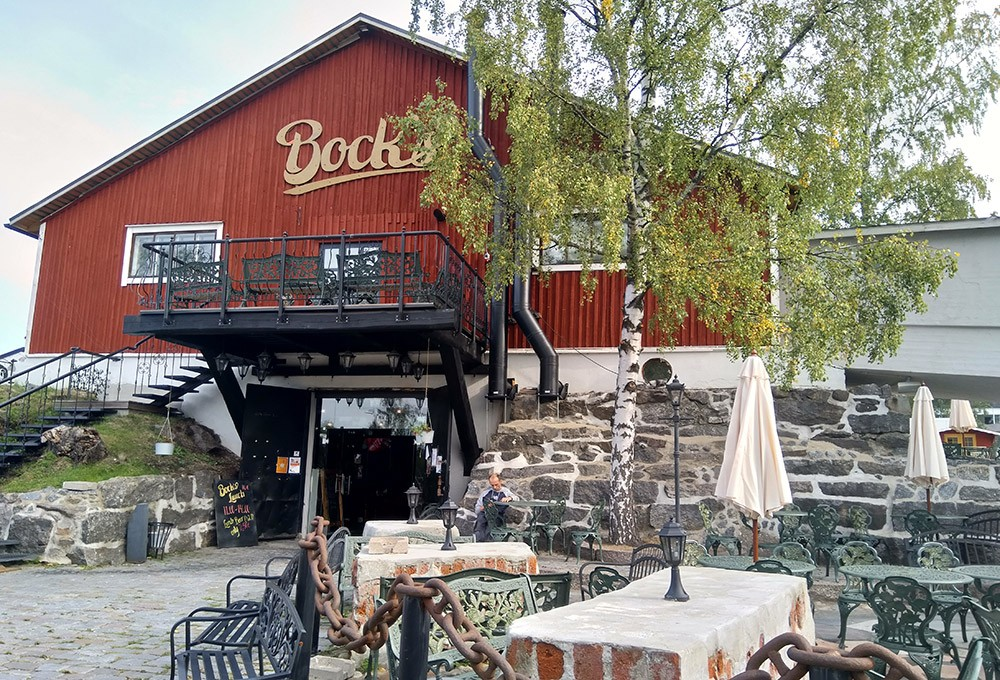 where to eat in Vaasa: Bock's corner brewery
