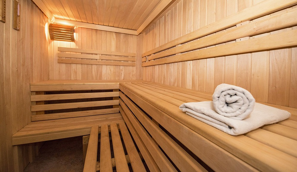 Things to do in Vaasa: try a Finnish sauna