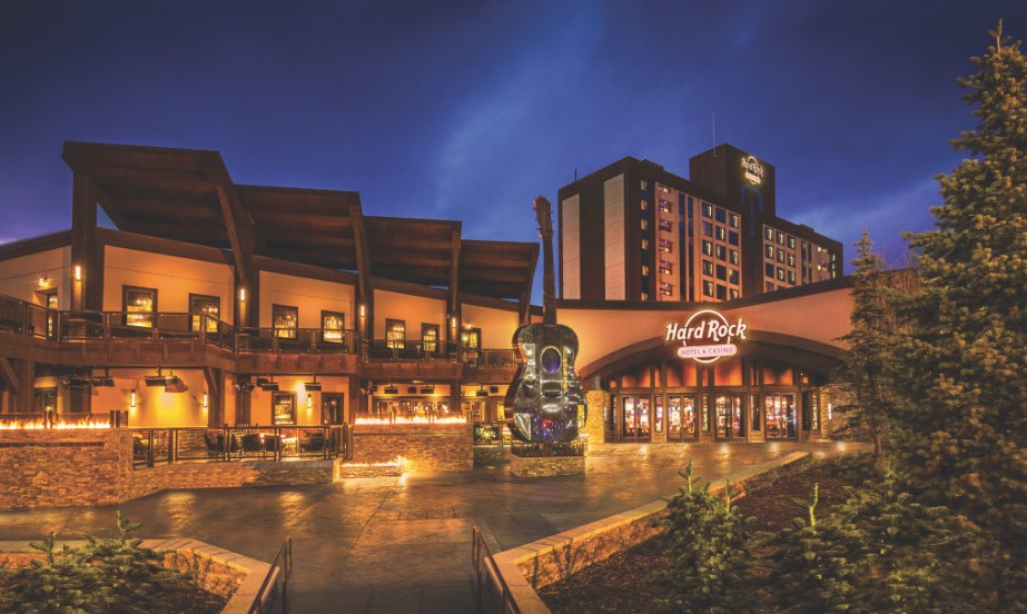 What to do in South Lake Tahoe: casinos and nightlife