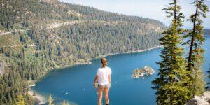 A Short Trip to South Lake Tahoe - What to Do, Where to Eat & Where to Stay