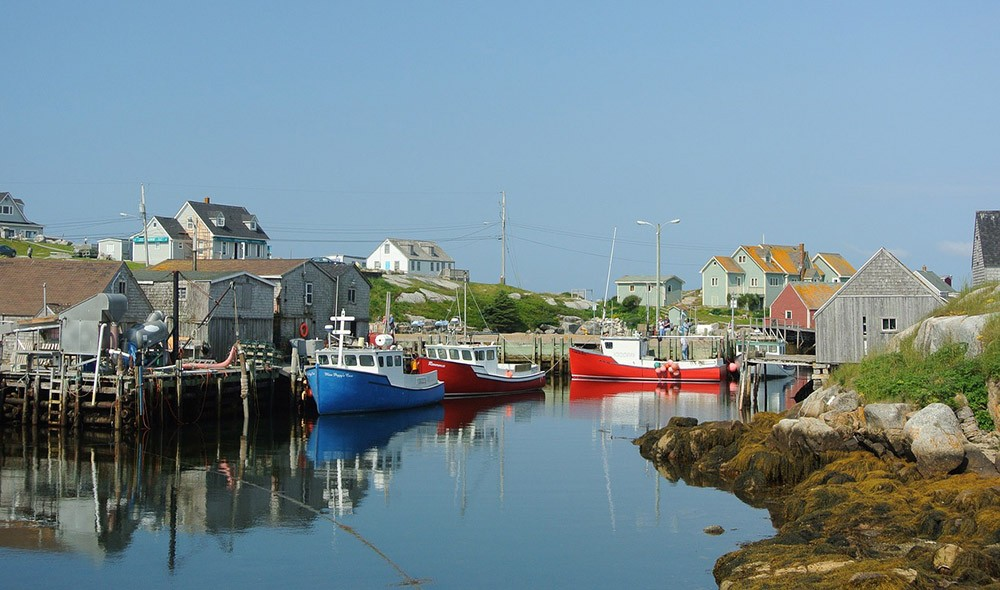 What not to miss in Nova Scotia: Peggy's Cove