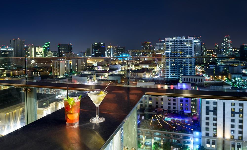 Best rooftop bars in San Diego: Altitude